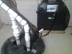 Sump pump repair and installation in Elyria