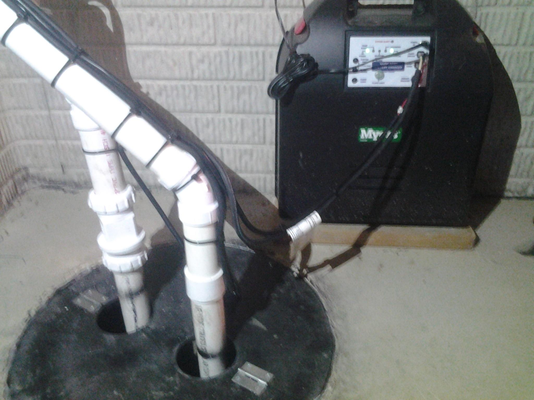 Best sump pump backup system - Sump Pump Repair And Installation