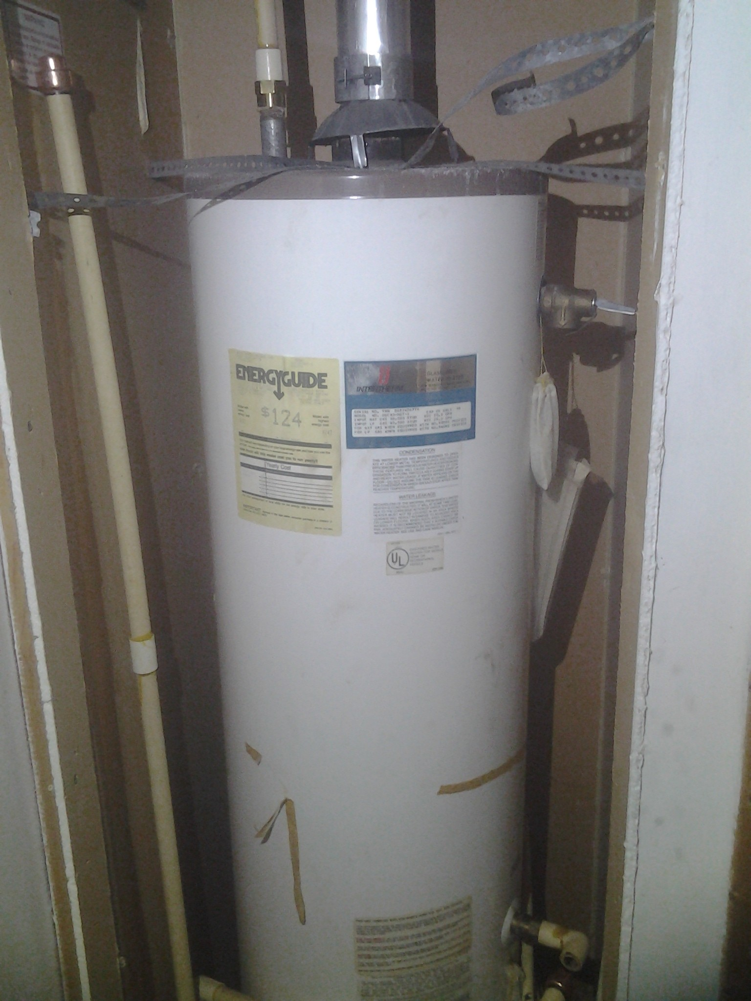 Illegal Water Heater Installations In Elyria Oh