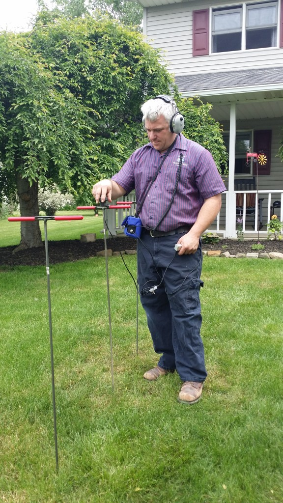 Water leak detection in Cleveland