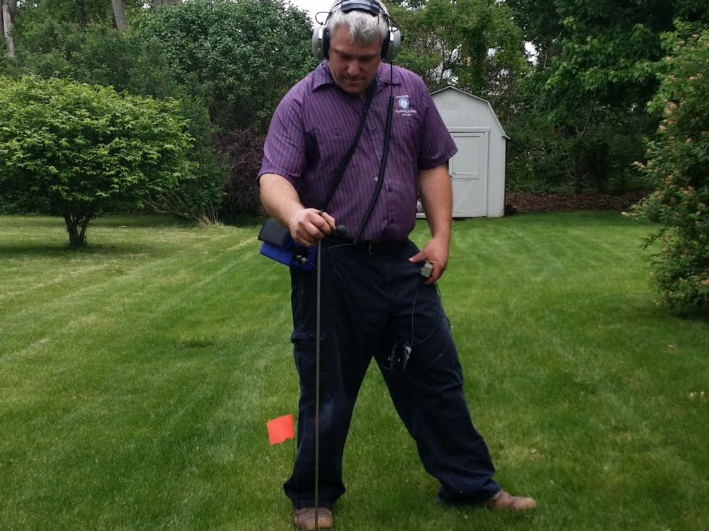 Find water leaks in North Olmsted