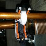 Pipe freeze to repair water line