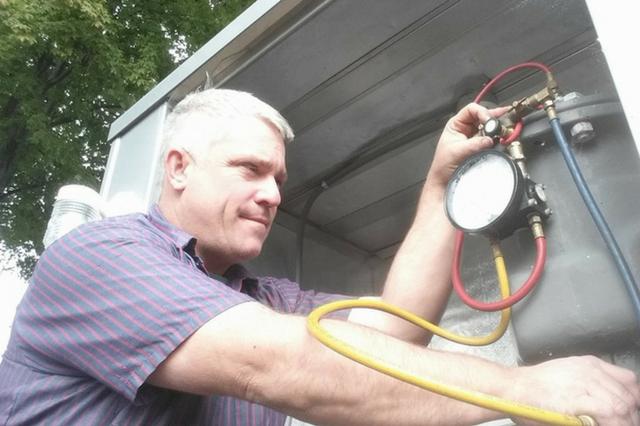 Dan Moss Plumbing & Boilers in Elyria Ohio.