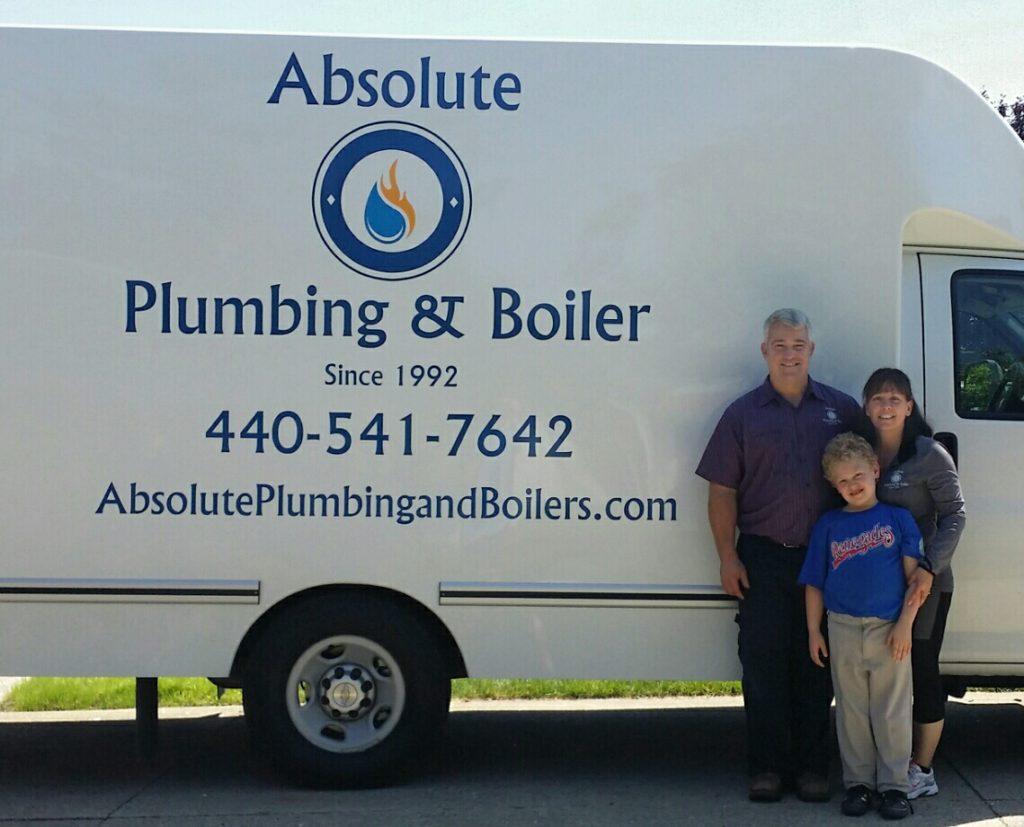 absolute plumbing & boilers | Dan Moss