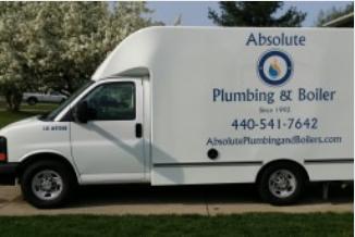 Plumber in Elyria Ohio | Absolute Plumbing & Boilers